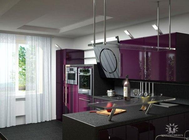 Дизайн кухни для 11 кв.м