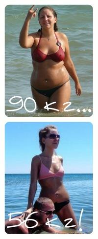 составление питания для похудения