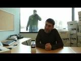Bluetooth Handset Перчатки из ThinkGeek