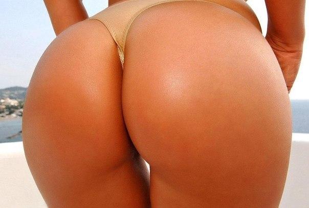 Фото самая красивая большая задница