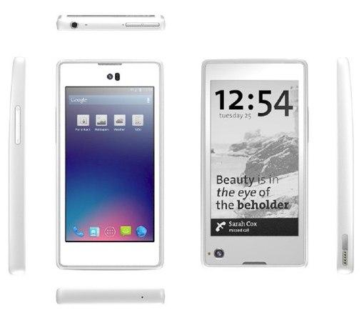 Российский смартфон четвертого поколения победил на выставке в США