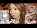 Dusty Rose Neutral Makeup Tutorial feat. BH Cosmetics PPLstyle