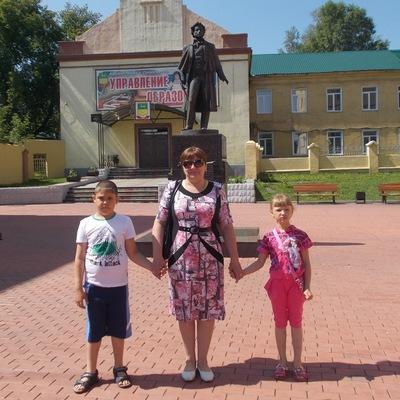 Светлана Сухих, 31 мая 1969, Новосибирск, id180654227