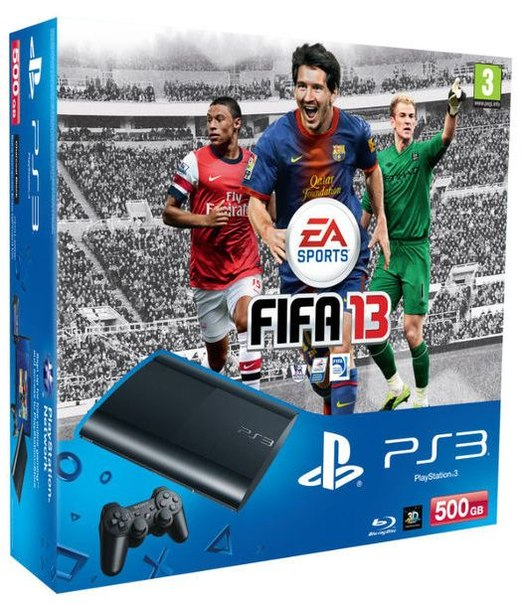 sony playstation 4 slim 500 gb купить