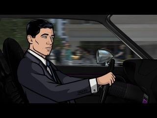 Спецагент Арчер / Archer / Сезон 3 / Серия 7 из 13 / (2011) WEB-DL 720p