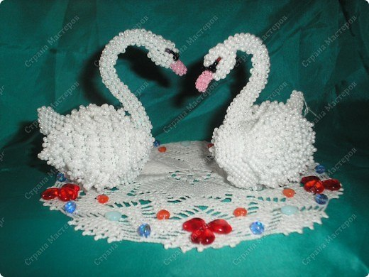 Техника: мозаичное плетение
