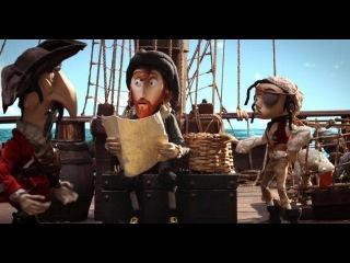Робинзон Крузо: Предводитель пиратов / Selkirk, el verdadero Robinson Crusoe (2013, Аргентина/Уругвай/Чили, реж. Уолтер Турнье) - Трейлер