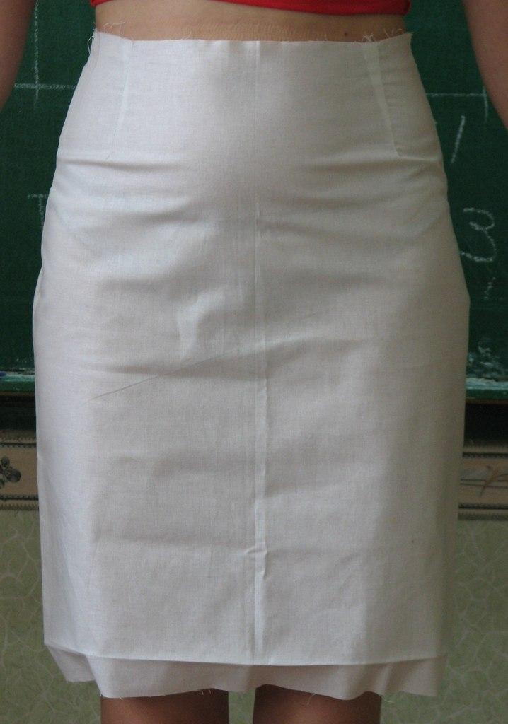 Злачевская выкройка юбки