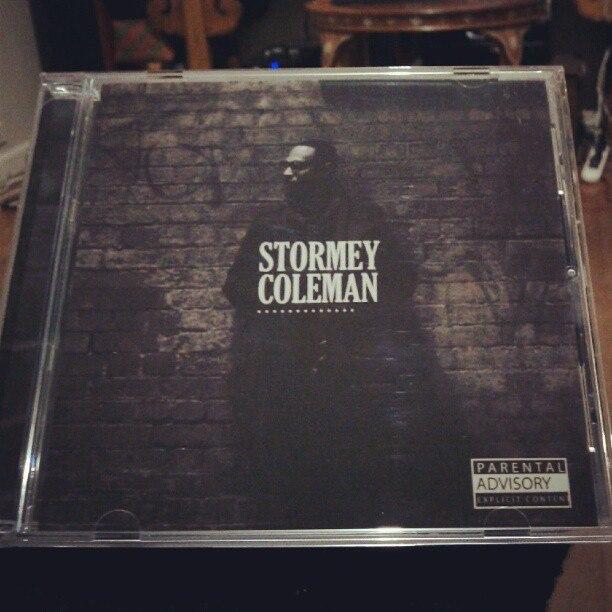 Stormey Coleman Rain Drops(2012)