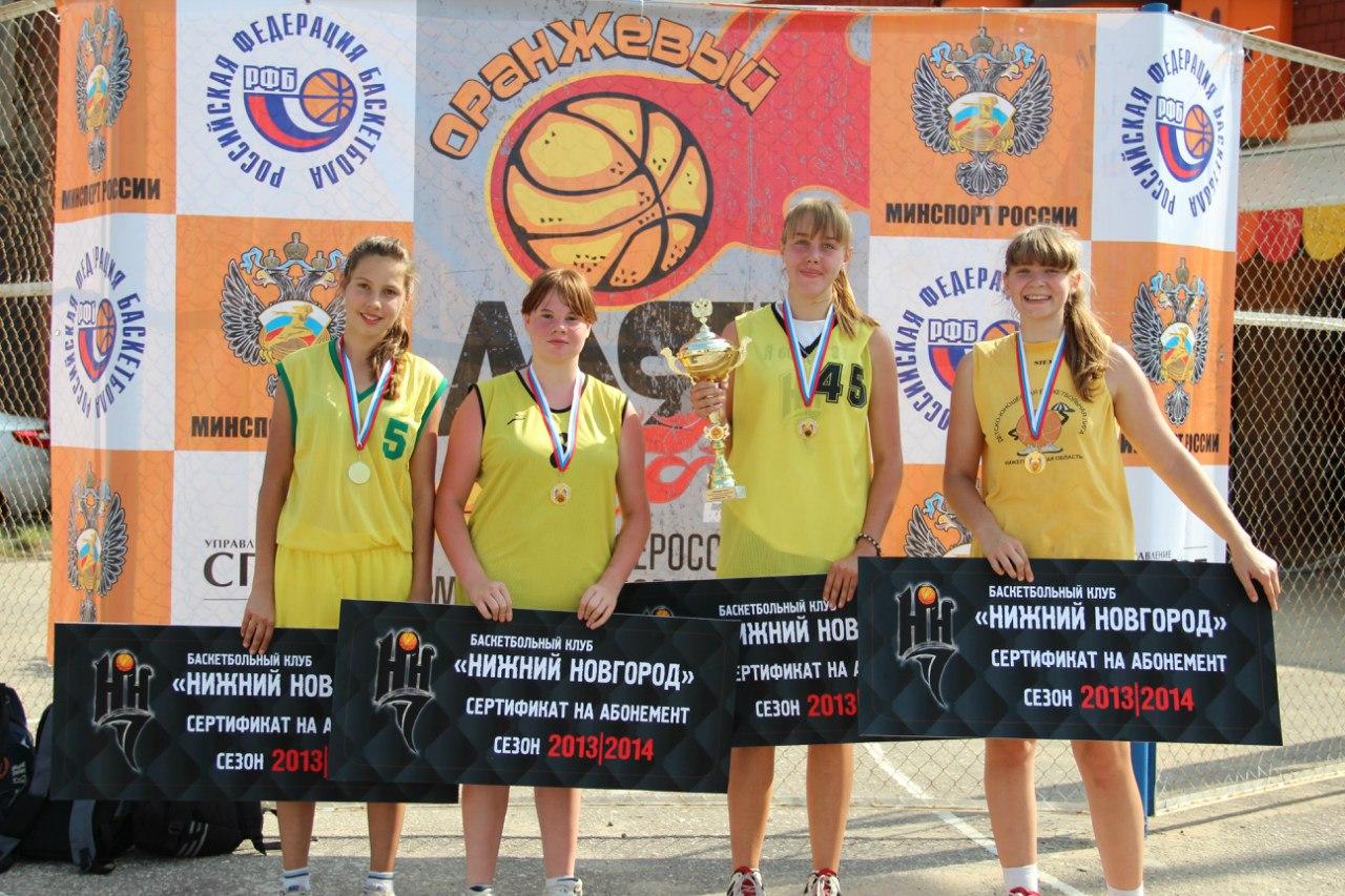 Первые списки участников Оранжевый Мяч 2014!