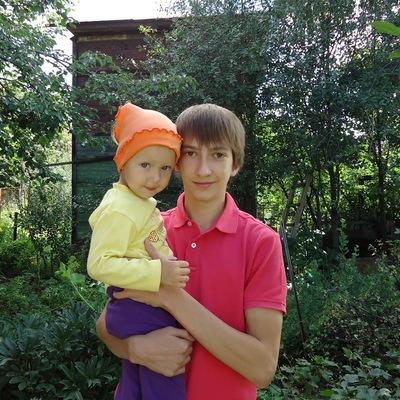 Андрей Герасимов, 28 июля 1995, Казань, id21307211
