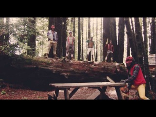 Family Force 5 - Chainsaw ft. Tedashii (@familyforce5 @tedashii @rapzilla)