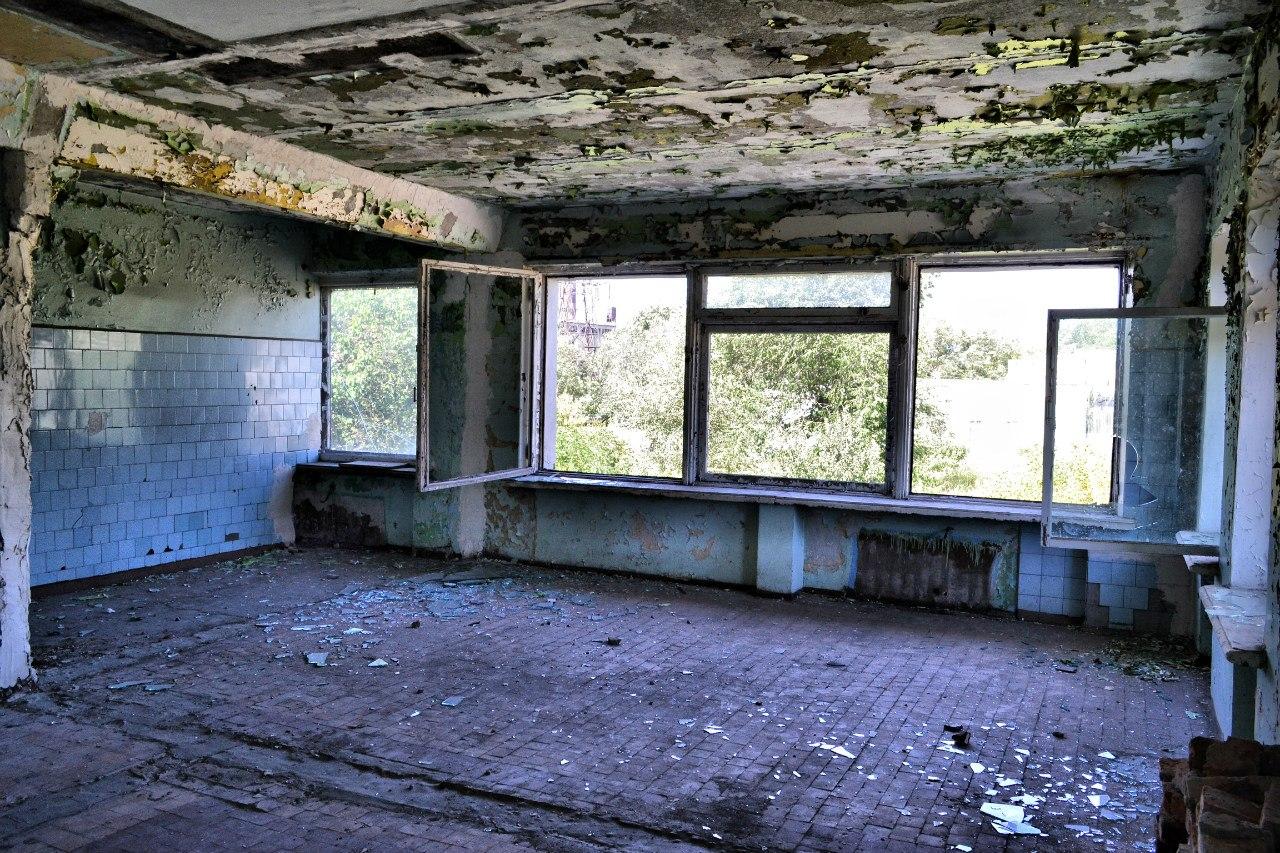Старые комнаты