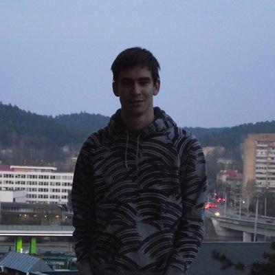 Илья Бабляк, 21 декабря 1996, Петрозаводск, id167596571