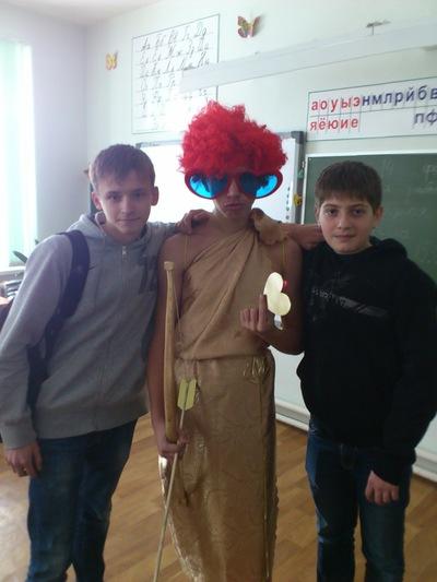 Данил Гришин, 3 февраля , Волгоград, id93434638