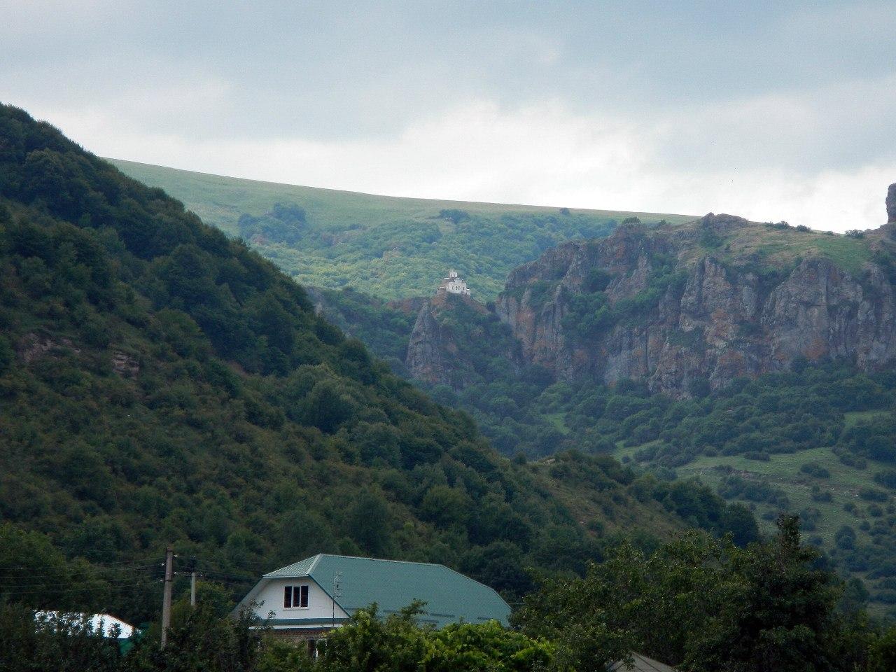 Отчет о велопоходе по Западному Кавказу
