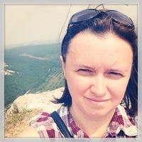Рисунок профиля (Наталия Бурова)