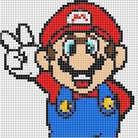 Марио Сложность:очень сложно