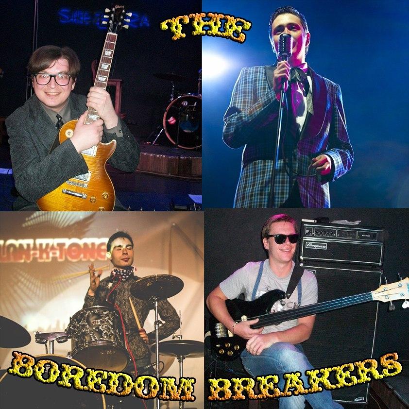 13.04 The Boredom Breakers!