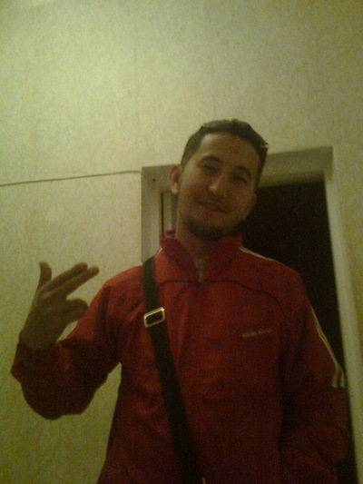 Нурбол Джумадилов, Красноярск, id206774483