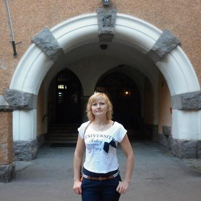 Вера Иевлева, 20 октября 1984, Санкт-Петербург, id121535858