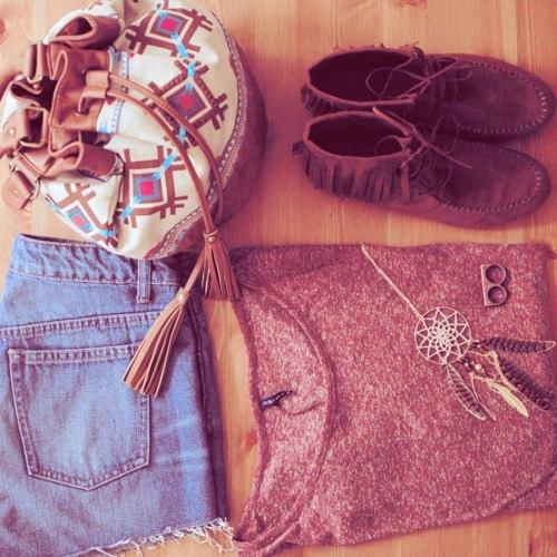 Mодные вещички