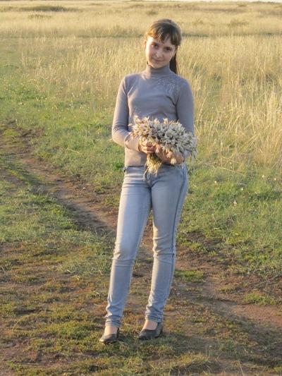 Анна Вервай, 2 ноября , Москва, id210831461