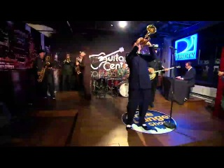 "The Artie Lange Show - ""Big Bad Voodoo Daddy"" performs ""Diga Diga Doo"""