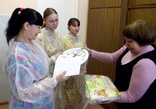 1 января в Тяжине родились две девочки и мальчик