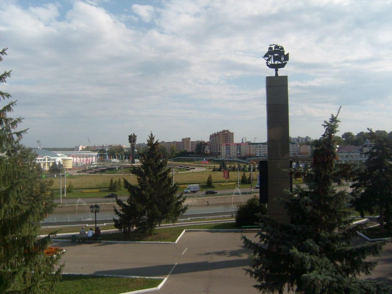 Дом советов саранск - 52e