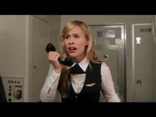 Почему запрещено использовать телефоны на борту самолета? Русская озвучка