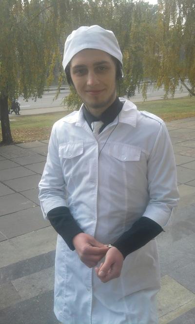 Артем Кухто, 29 апреля 1994, Киев, id184033689