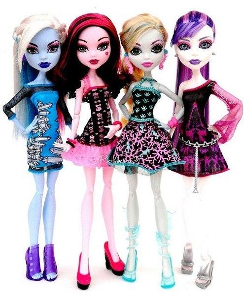 куклы все куклы картинки