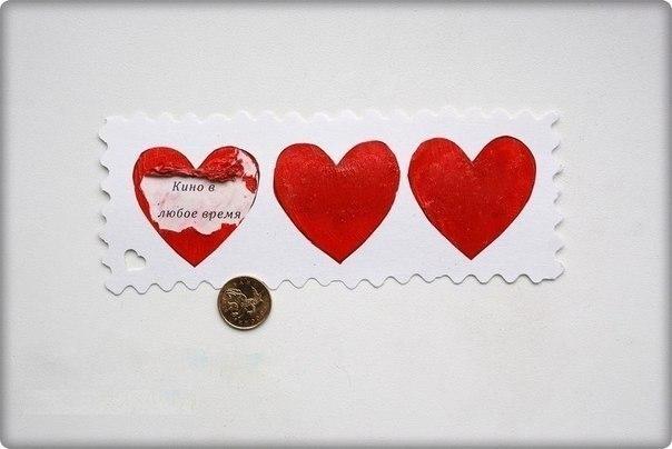 Необычные подарки для любимого своими руками