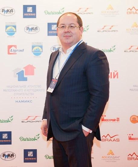 Полномочный Представитель НП НАМИКС по Уральскому федеральному округу, член Генерального совета НП НАМИКС Леонид Гункевич