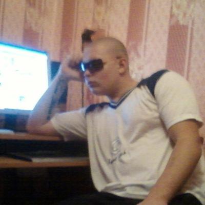 Бодя Михайлов, 18 октября 1994, Кривой Рог, id154391750