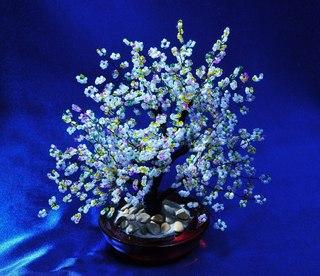 Продам Дерево из бисера ручной работы в Москве.