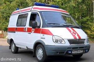 В Башкирии 14-летние подростки угнали машину «скорой помощи»