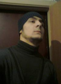 Умар Алиев, 16 октября 1991, Москва, id146632747