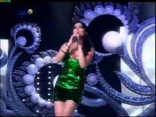 Haifa Wehbe at Miss Lebanon 2010 'Sanara' translation هيفاء وهبي سنرى