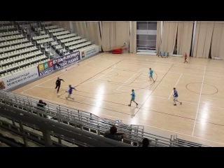 Мини-футбол Кемерово, Суперлига: КемТИПП - АЗОТ, 10.04.13