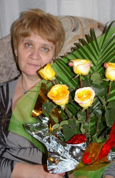 Зинаида Хромова, 27 февраля 1955, Уфа, id189385376