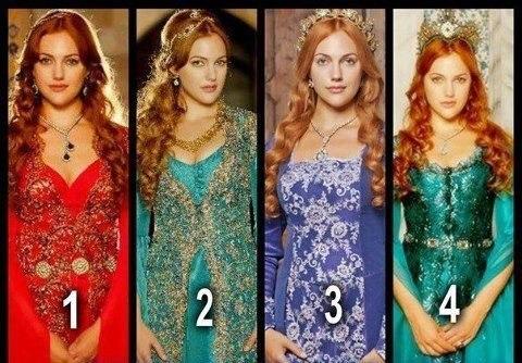 Купить Платье Как У Хюррем Султан