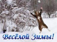 Весёленькой Зимы!)))
