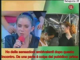 t.A.T.u. - Interview at 100 Questions To An Adult (100 Domande Ad Un Adulto) - Part 4/4 - SUB.ITA