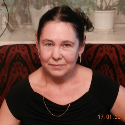 Любовь Нелюбина, 26 октября 1957, Тобольск, id198936153