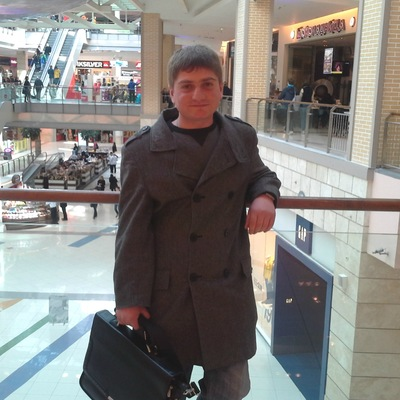 Рачик Погосов, 20 апреля 1986, Москва, id151333860