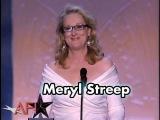 Meryl Streep Salutes Mike Nichols at the AFI Life Achievement Award