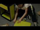 Как сделать мебель из картона своими руками
