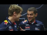F1 2013 - Job Swap: Sebastian and Rocky